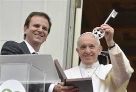 pope-key
